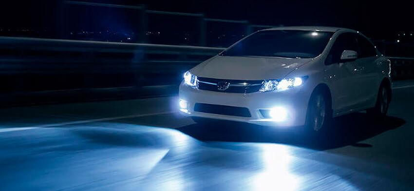 43307 Важность хорошего освещения фар автомобиля