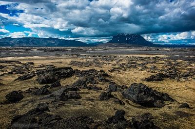 Оудаудахрёйн: Адский заповедник Земли Огня и Льда