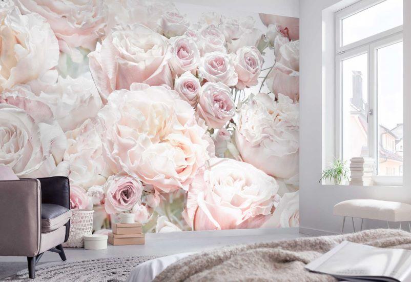 44300 Дизайн и обои с цветами
