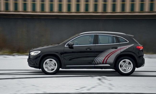 43868 Mercedes-Benz GLA: Провал или нет. Mercedes GLA-Class (H247)