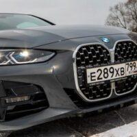 44009 Новая BMW 4: три мнения о купе, которое критикуют за ноздри. BMW 4 Series Coupe (G22)