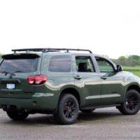 44034 Toyota Sequoia TRD Pro: дорожный тест. Toyota Sequoia