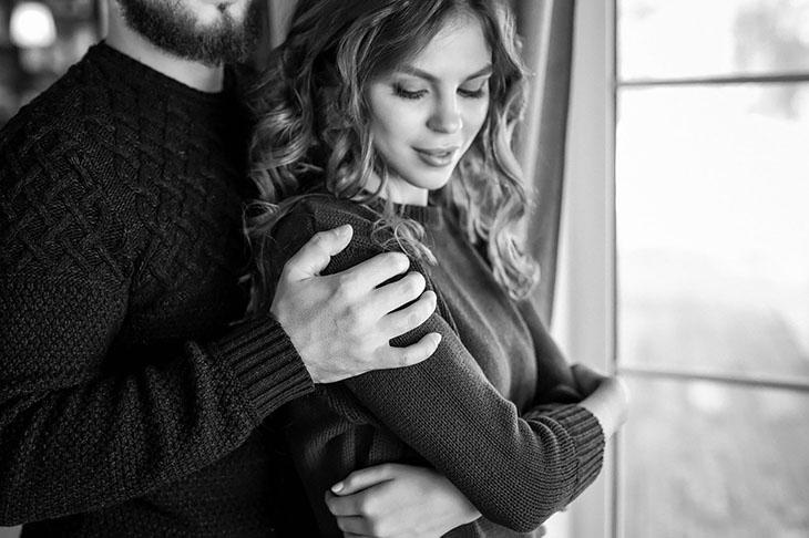 44428 Любовь — это когда вы чувствуете себя комфортно в тишине