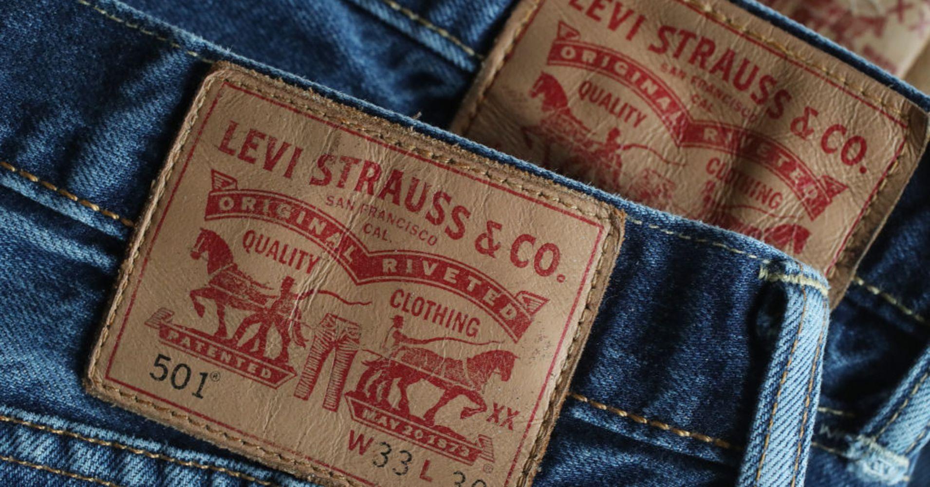 Джинсы Levis: всегда практичны и всегда в моде!
