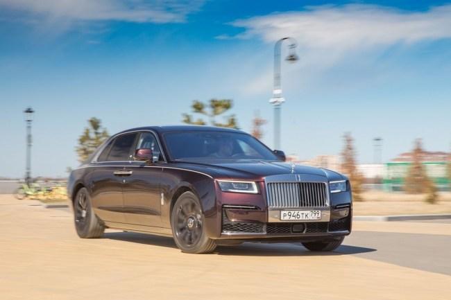 Rolls-Royce Ghost Extended: а может ли быть лучше?. Rolls-Royce Ghost