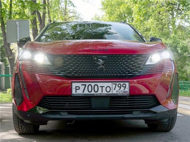 Peugeot 3008 – Массаж без ароматерапии?. Peugeot 3008