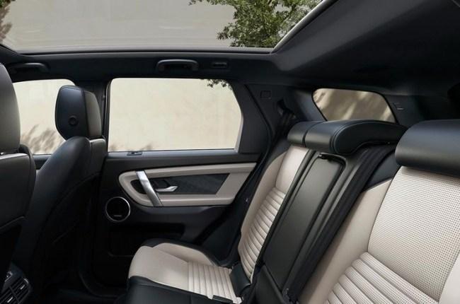 Оптическая иллюзия: Land Rover Discovery. Land Rover Discovery