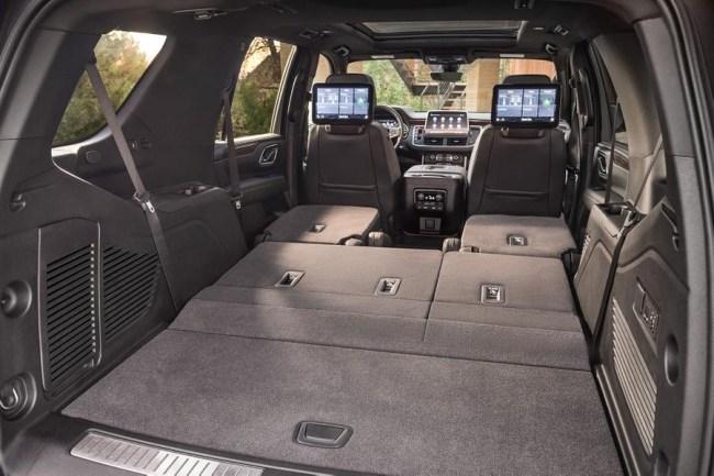 Chevrolet Tahoe: Остался ли верен себе добрый великан Chevy?. Chevrolet Tahoe