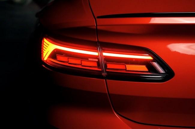 Volkswagen Arteon задние фонари