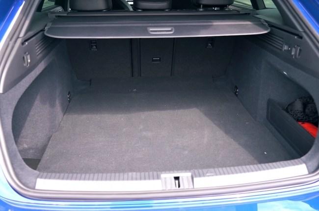 Volkswagen Arteon багажник Shooting Brake