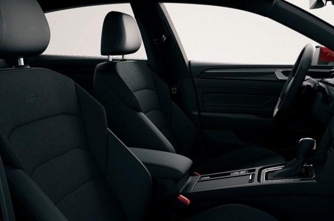 Volkswagen Arteon сиденья