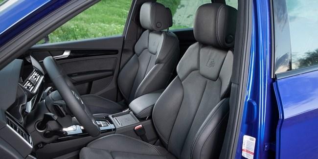 Простая математика. Считаем обновления в Audi Q5. Audi Q5 (FY)