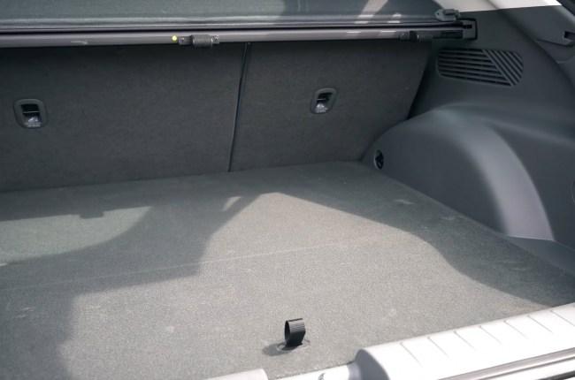 Hyundai IONIQ 5 багажник