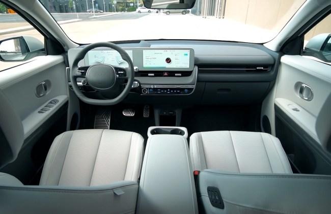 Hyundai IONIQ 5 салон