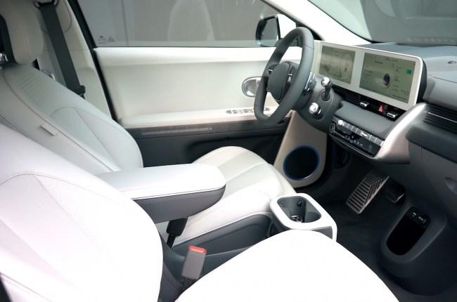 Hyundai IONIQ 5 сиденья