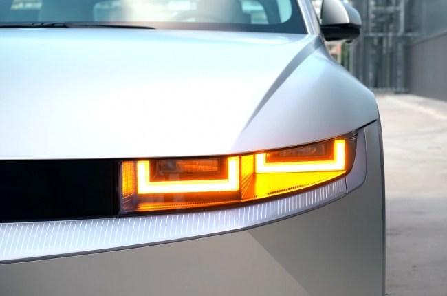 Hyundai IONIQ 5 фары