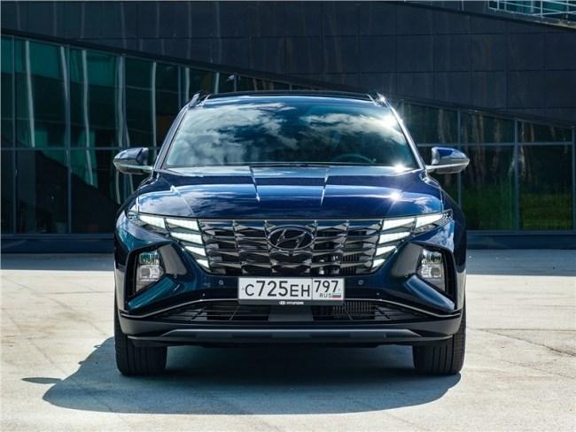 45682 Как новый Hyundai Tucson чуть не превратился в жертву дизайна. Hyundai Tucson