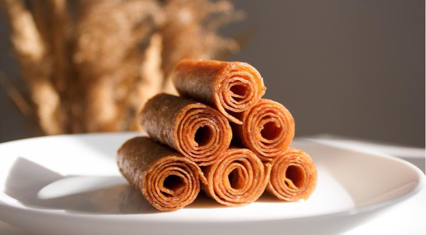 45316 Яблочная пастила: лучший рецепт без духовки и сушилки