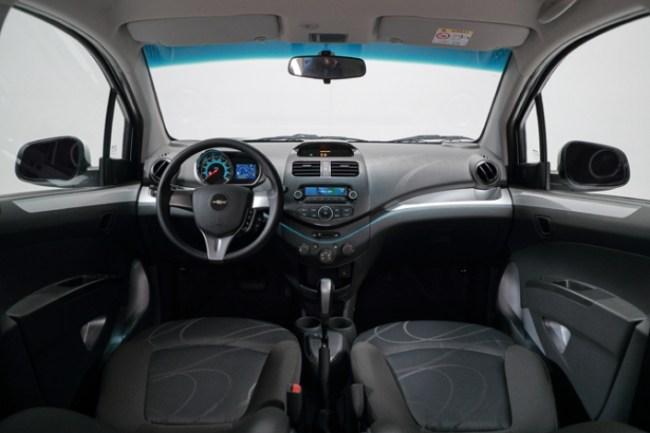 Chevrolet Spark – Возвращенец. Chevrolet Spark