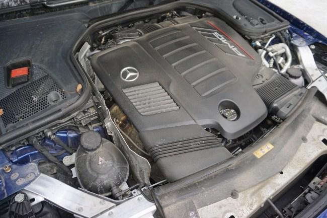 Красота баланса: Mercedes-AMG E 53 Coupe. Mercedes E-Class Coupe (C238)