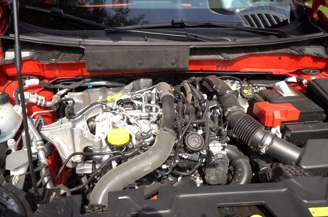 Nissan Juke двигатель