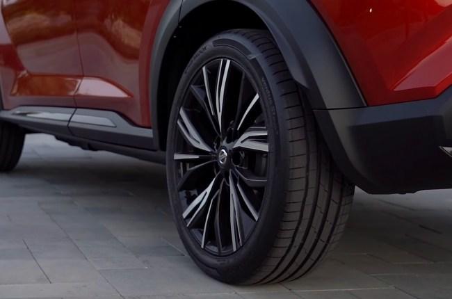 Nissan Juke колеса