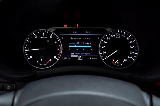 Nissan Juke расход топлива