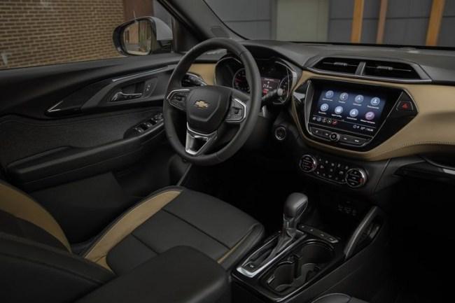 Хитрости похудения: Chevrolet Trailblazer. Chevrolet Trailblazer