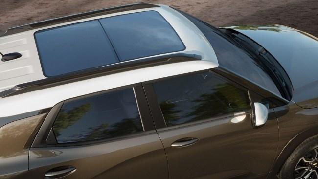 Три цилиндра и девять ступеней из Кореи: Chevrolet Trailblazer. Chevrolet Trailblazer