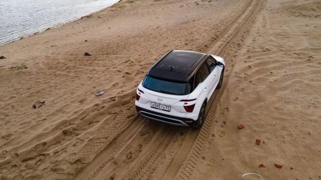 Жесткая подвеска, странный «горный ассистент» и никуда без Интернета: Hyundai Creta. Hyundai Creta