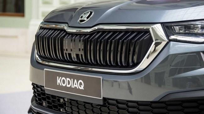 Skoda Kodiaq: 6 первых впечатлений от личной встречи. Skoda Kodiaq