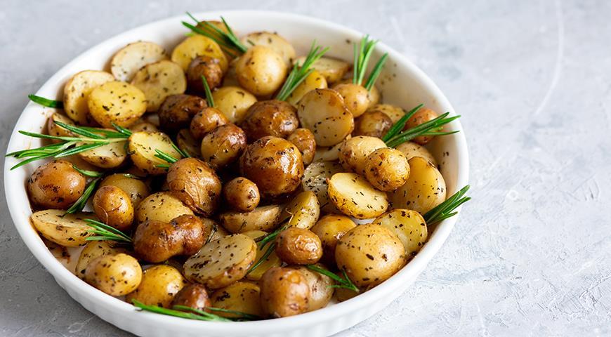 Почему мелкая картошка самая ценная?