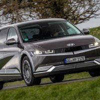 46111 Hyundai Ioniq 5: Высокотехнологичный победитель. Hyundai IONIQ 5