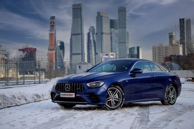 46059 Красота баланса: Mercedes-AMG E 53 Coupe. Mercedes E-Class Coupe (C238)