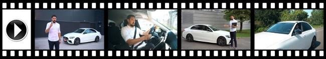 Mercedes-Benz C-Class: заложник ожиданий. Mercedes C-Class (W206)