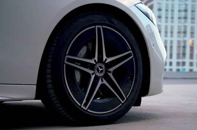 Mercedes-Benz C-Class колеса