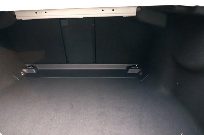 Mercedes-Benz C-Class багажник