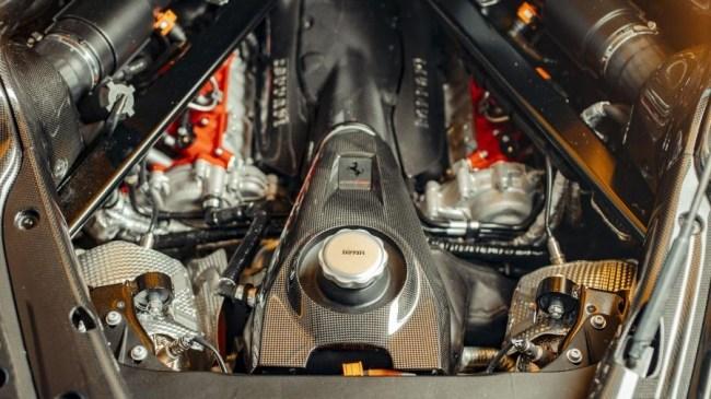 Электрическая мощность: Ferrari SF90 Stradale. Ferrari SF90 Stradale