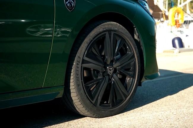 Peugeot 308 колеса
