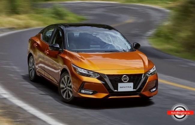Nissan Sentra. Какой он?. Nissan Sentra
