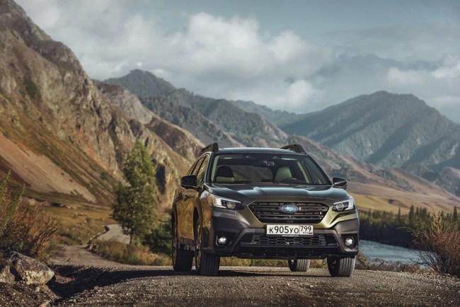 46819 Subaru Outback: почему «Аутбэк» уже не тот. Subaru Outback